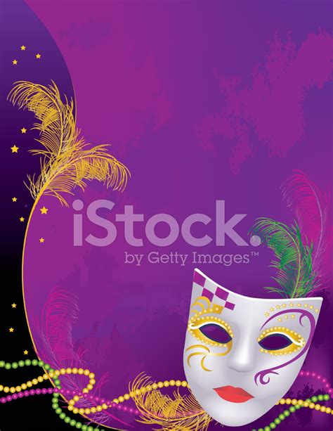mardi gras powerpoint template mardi gras background stock vector freeimages