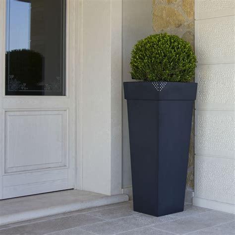 vasi di plastica per esterni vaso grande da interno ed esterno geryon nicoli