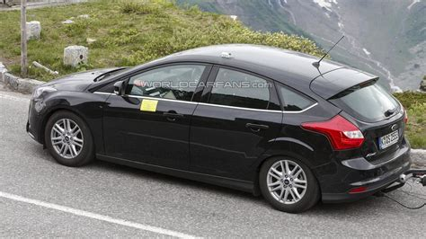 ford focus facelift 2014 wann 2014 ford focus facelift spied