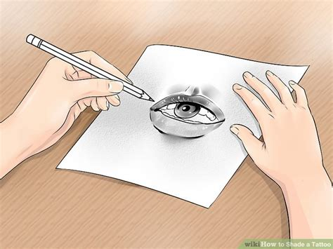 how to shade a tattoo 3 ways to shade a wikihow