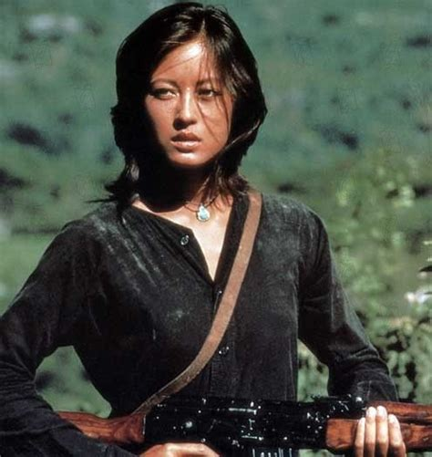 rambo film cast julia nickson in quot rambo ii quot former student and model in