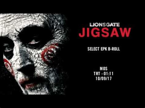 film jigsaw 2017 di indonesia jigsaw 2017 movie exclusive behind the scenes youtube