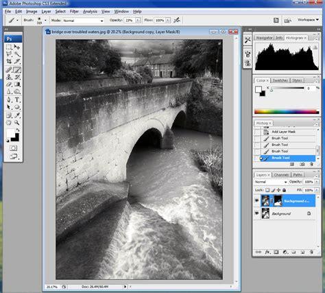 photoshop cs3 adobe photoshop cs3 black and white filter