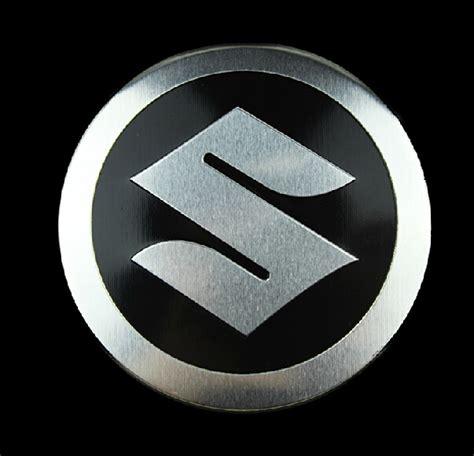 Emblem Logo Suzuki 1 new car motor emblem logo front rear trunk for suzuki badge symbol roundel badge decal