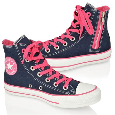 converse all chuck mens womens bright canvas