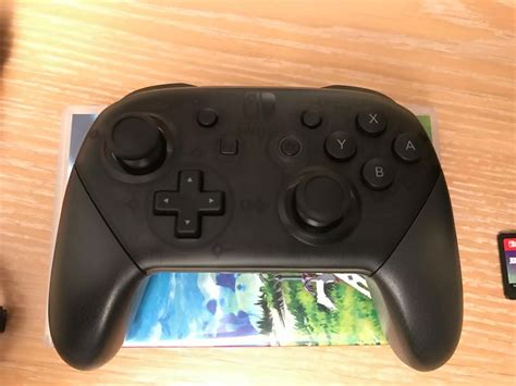 Dijamin Nintendo New 3ds Grip Reguler tech up nintendo switch pro controller review page 1 cubed3