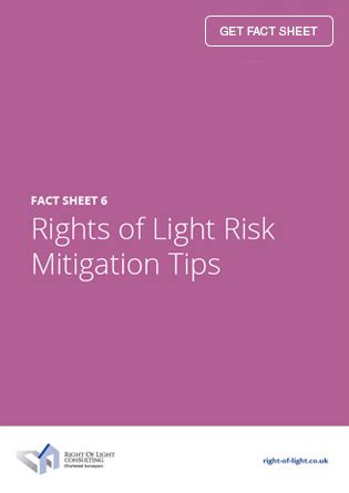 a tip sheet on how the right lighting can make the kitchen fact sheet 6 rights of light risk mitigation tips right
