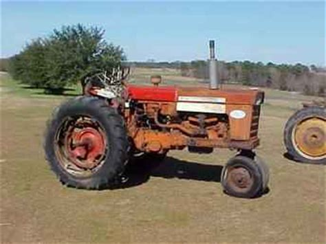 Used Farm Tractors For Sale Xtra Straight Farmall 460 Gas
