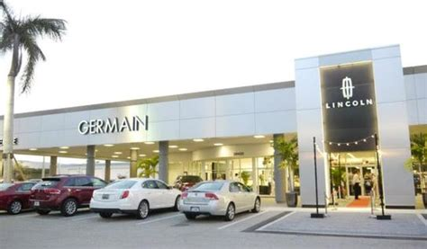 germain lincoln germain lincoln of naples naples fl 34110 car
