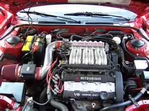 Mitsubishi 3000gt Engine Mitsubishi 3000gt Price Modifications Pictures Moibibiki