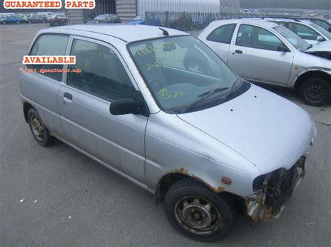 Sparepart Daihatsu Espass daihatsu cuore breakers daihatsu cuore spare car parts