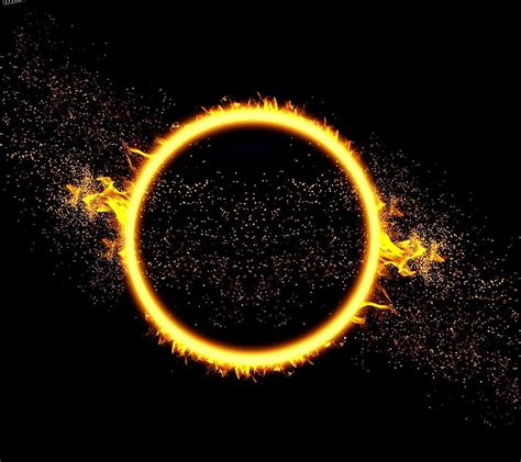 fire ring  hd wallpapers   mobile cell