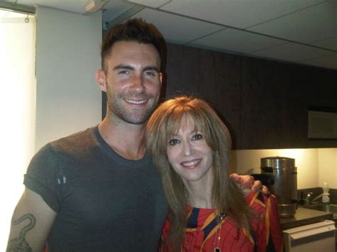 adam levine howard stern adam levine and lisa g from the howard stern show celebs