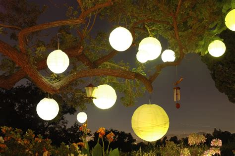 hanging paper lantern lights 15 best collection of outdoor hanging paper lantern lights