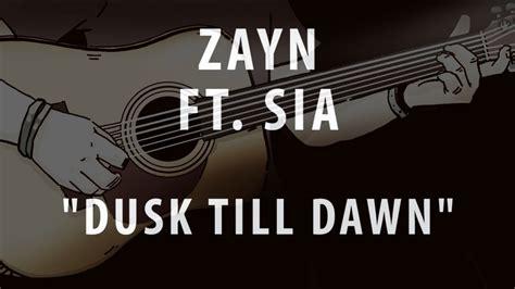 amazon com from dusk till dawn fonz feat mehdiman dr zayn ft sia dusk till dawn acoustic instrumental