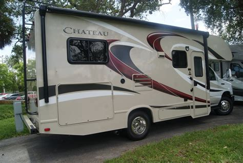 rv inventory search result motorhome units 2015 thor chateau 24c class c motorhome stock 8250