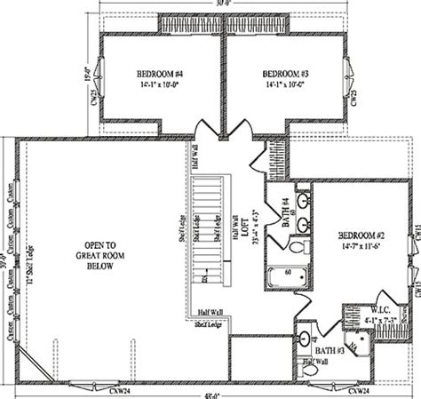 wardcraft homes floor plans lockwood by wardcraft homes two story floorplan