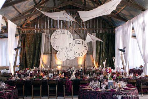 a unique steunk wedding in weddingland wedding