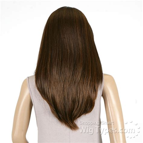 front flip hair isis red carpet synthetic hair lace front wig rcp711