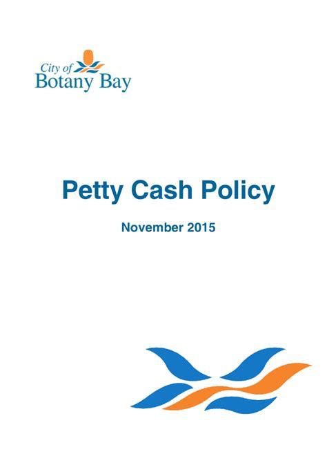 petty policy template petty policy template gallery free templates ideas