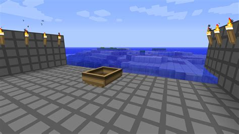minecraft boat fix minecraft why did i take damage from landing my boat on