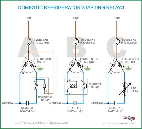 diagram copeland compressor wiring diagram