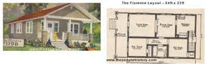 Modern Shotgun House Plans examples of houses for sale in the 1920s with photos