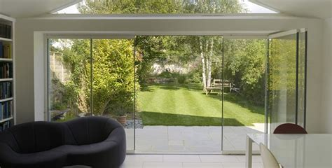Frameless Glass Patio Doors Everything You Need About Frameless Bifolding Doors Ats