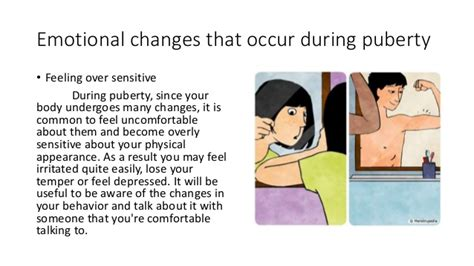 mood swings during puberty emotional changes during emotions