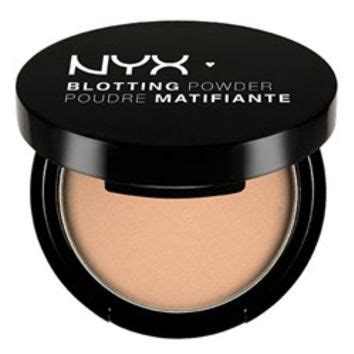 Nyx Blotting Powder nyx blotting powder light medium from sleek nail