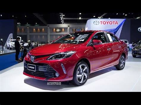 2018 toyota vios in depth review youtube