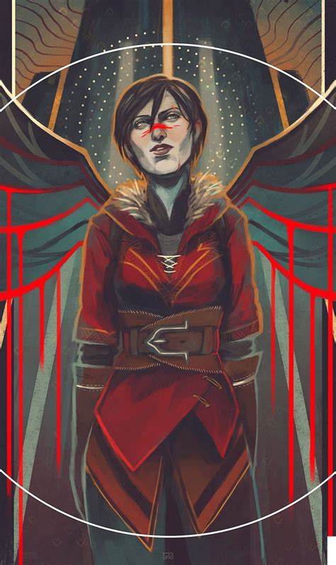 saa pandaleon my attempt at making an inquisition tarot