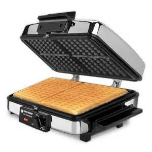 Cuisinart Black Toaster Amazon Com Black Decker G48td 3 In 1 Waffle Maker Black