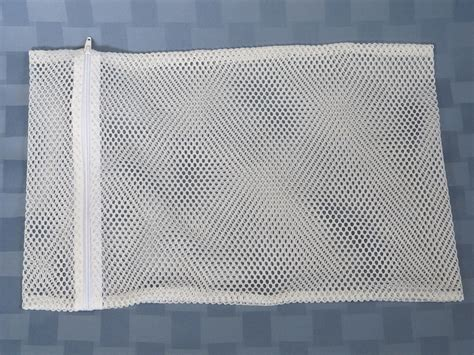 Mesh Washing Bag zippered mesh laundry bag for delicate small size