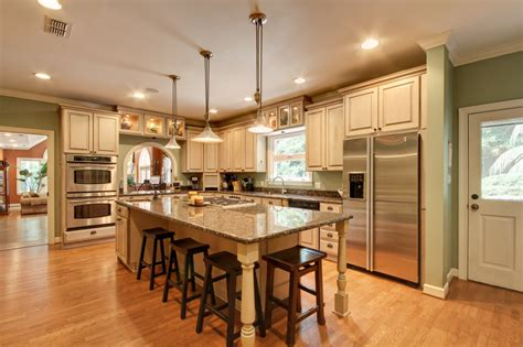 Farmhouse Kitchen Ideas On A Budget by Custom Kitchens Charlotte Remodeling Charlotte