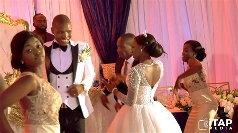 Best Gwara Gwara Zimbabwe Wedding Dance   YouTube