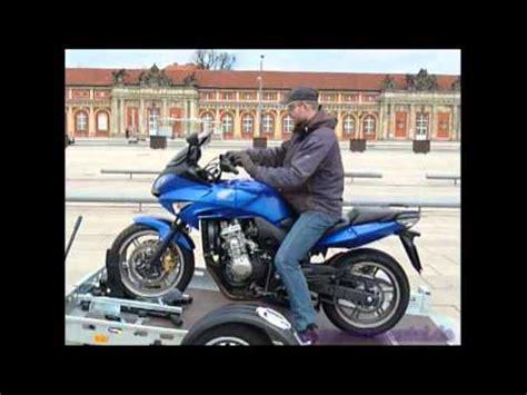 Suzuki Motorrad Händler Hamm by Motomove Motorradanh 228 Nger Sicherer Motorradtransport Doovi