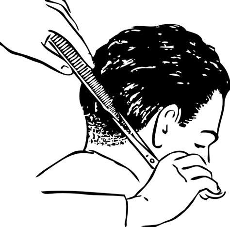 shears and comb barber clip art at clker com vector clip
