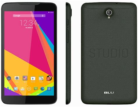 blu launches studio  handset notebookchecknet news