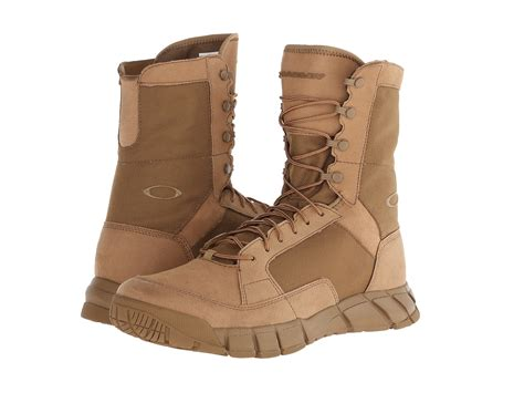 oakley light assault boot 2 coyote oakley light assault boot in brown for men lyst