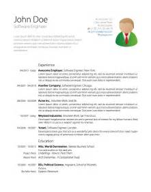 cv templates is functional resume modern sle