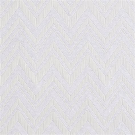 Zig Zag Upholstery Fabric by White And White Zig Zag Chevron Upholstery Fabric By