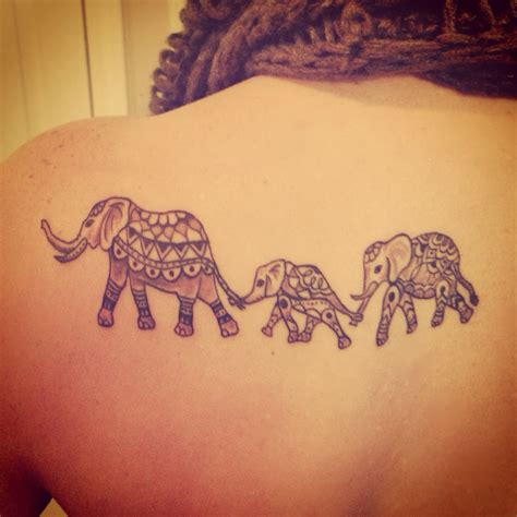 hidden initial tattoo designs 55 elephant designs for 2015