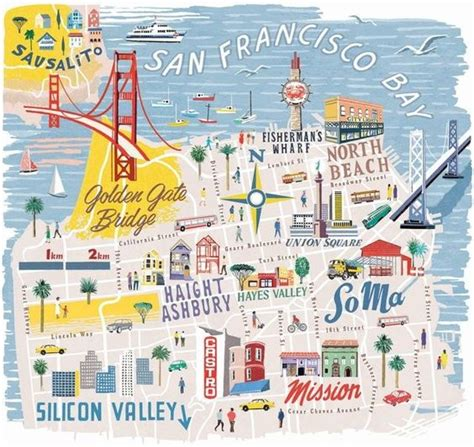 san francisco geography map the world s catalog of ideas