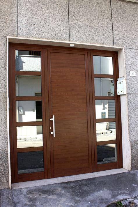 portone d ingresso portone d ingresso in alluminio ab serramenti