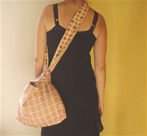 japanese knot bag | strong cotton with beautiful patterns