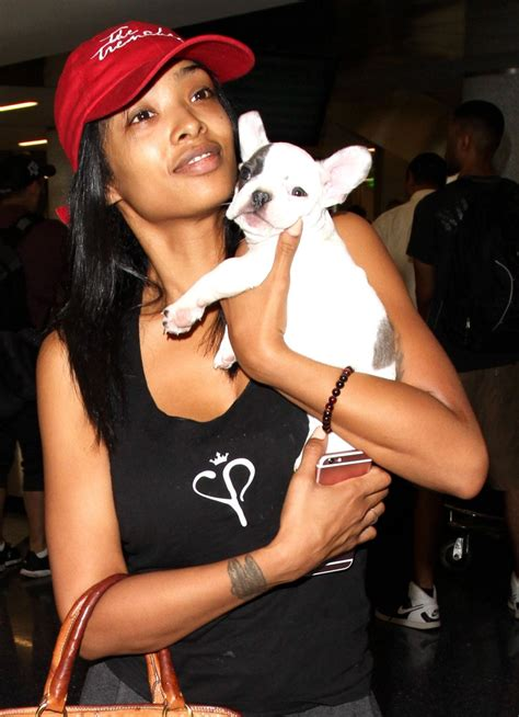 princess love princess love with her dog at lax airport in los angeles