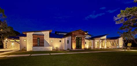 texas hill country contemporary architect magazine