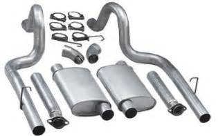 How Much To Replace Exhaust System In Car Exhaust Systems At Summit Racing