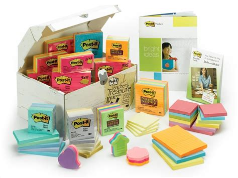 Treasure Chest Giveaways - the bender bunch win a post it note treasure chest